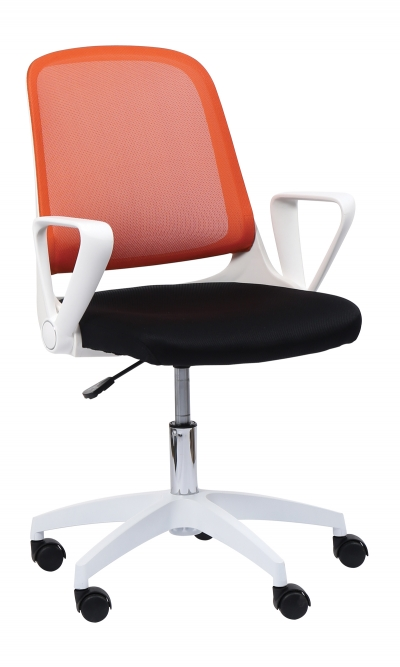 Ubise Officepro Your Supplier Of Office Chairs Seats And Accessories Dakota Blanc Office Chair In Mesh Low Backrest Silla